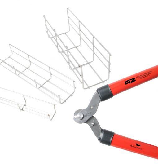 Trådstegssax, tång för exempelvis trådstegar och ståltråd.