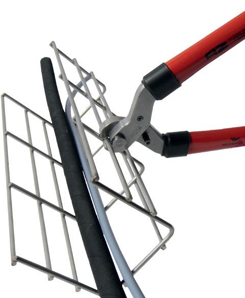 Trådstegssax GRS-NW-5, tång för exempelvis trådstegar och ståltråd.