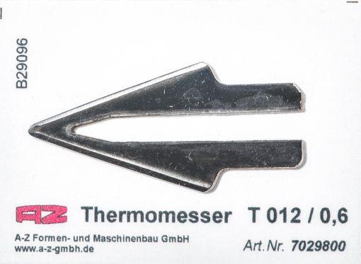 Termoblad T012