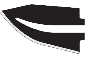 Termoblad till värmekniv T013