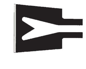 Termoblad till värmekniv T15