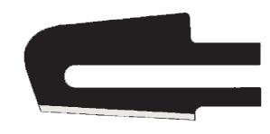 Termoblad till värmekniv T05