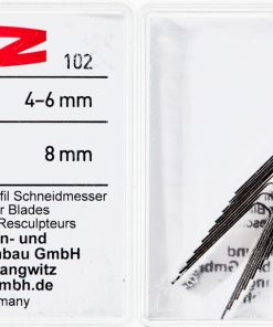 Exempel på förpackning av Skärslyngor