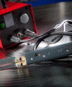 Heatknife, värmekniv ZTS24 och basenhet GG2.